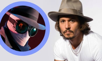 Johnny Depp Is 'The Invisible Man' in Universal Monsters Universe