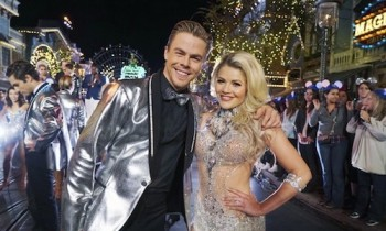 Derek Hough Hosts 'Disneyland 60': Star-Studded Special Features Dozens Of Celebs, Star Wars Theme Park Sneak Peek