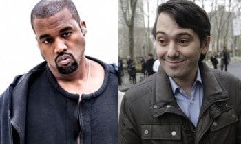 Master Troll Martin Shkreli Offers Kanye West $10 Million For New Album