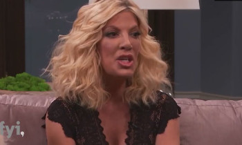 You Won't Believe What Tori Spelling Does When She's Drunk (Hint: It Involves Pee!)