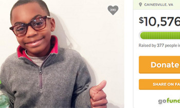 7 Year-Old Virginia Boy Raises $10,000 For Elementary Schools In Flint, Michigan
