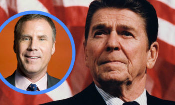Will Ferrell to Play Ronald Reagan in New Comedy