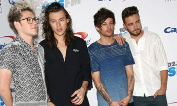 One Direction and David Beckham join Star Boot Sale fun