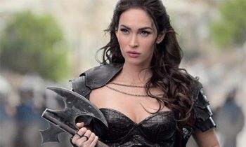 "Megan Fox Is In A Mobile Video Game Called ""Stormfall: Rise of Balur"""