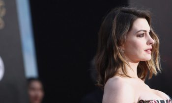 Anne Hathaway's Huge Boobs Have Made Her Empowered To Talk Shit