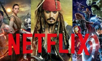Netflix Gets Disney, Marvel, Star Wars Exclusively in September