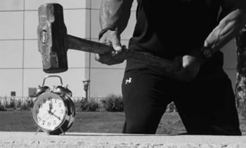 Dwayne Johnson Announces the Rock Clock Alarm App