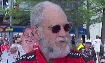 David Letterman Shamelessly Admits To Be Drunk On 'Sports Center'