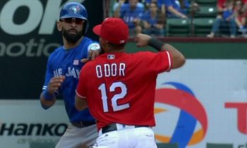 Odor, Chavez And Gibbons Handed Down Discipline By MLB For Parts In Brawl