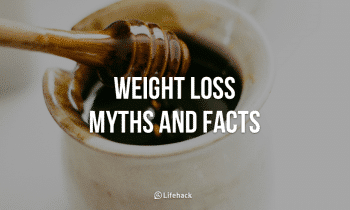 #4 Weight Loss Myths and Facts