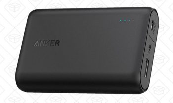 Anker's Shockingly Small PowerCore 10000 Is Down to Its Lowest Price