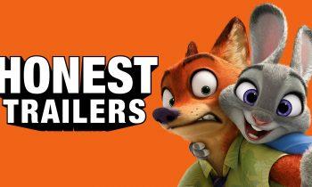 Honest Trailers – Zootopia