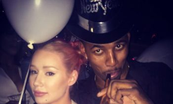 Iggy Azalea Has Security Footage, Nick Young Doesn't Have The Range