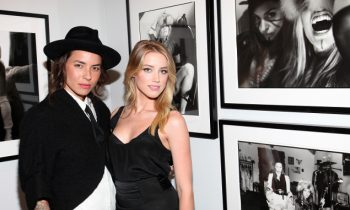 Amber Heard Was Arrested In 2009 For Domestic Violence Against Tasya van Ree