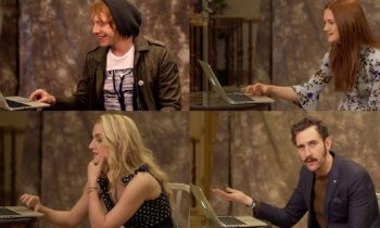 Watch Harry Potter Cast Get Sorted Into Hogwarts Houses