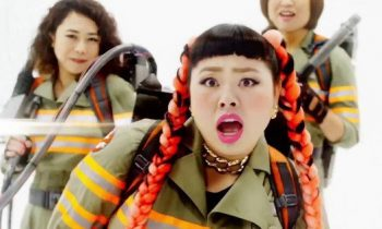 New Ghostbusters Gets Insane Japanese Music Video