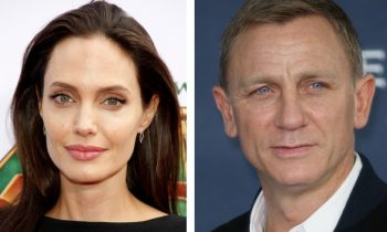 Angelina Jolie And Daniel Craig Rumored To Be Secretly Calling Each Other