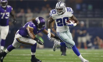 The 'Zeke Elliott Era May Have Already Begun In Dallas After Darren McFadden's Freak Elbow Injury