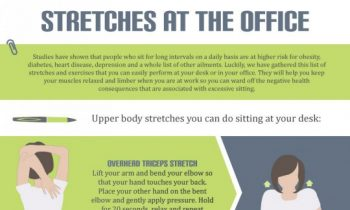 12 Office Exercises To Refresh Your Tired Muscles