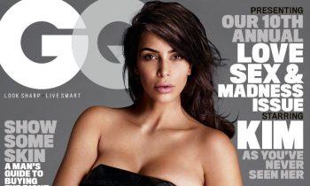 Kim Kardashian Did GQ