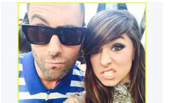 Adam Levine Offers To Pay For Christina Grimmies Funeral