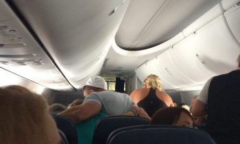 Tim Tebow Leaps To The Rescue As Man Has Heart Attack On Flight