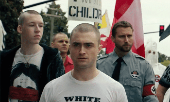 Daniel Radcliffe Is A White Supremacist