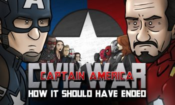How Captain America: Civil War Should Have Ended