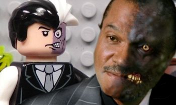 LEGO Batman Movie Gets Billy Dee Williams as Two-Face
