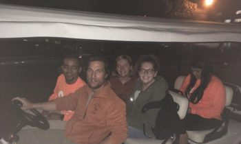 College Students Were Blown Away When This Celebrity Showed Up As Their Driver