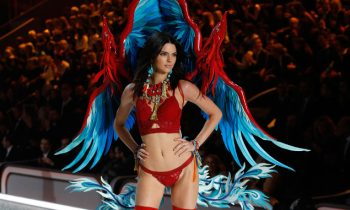 Kendall Jenner Did The 2016 Victoria's Secret Fashion Show For Some Reason