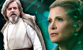 Princess Leia & Luke Skywalker Reunion Teased in Star Wars 8 Photo
