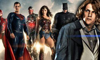 Full Justice League Cast Announced, Lex Luthor Will Return