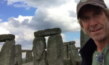 Michael Bay Recreated Stonehenge to Blow It Up in Transformers 5