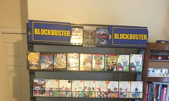 Son With Autism Was Sad Blockbuster Closed, So They Made Him His Own Video Store