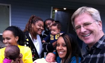 Travel Guru Rick Steves Donates $4M Apartment Complex To House Homeless Women and Kids