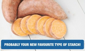 The Unique Type of Starch in White Sweet Potatoes Saves You From Digestive Disorders