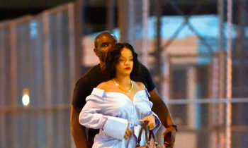 Rihanna Is Too Rich and Iconic to Worry About Bro Fat-Shamers on the Internet