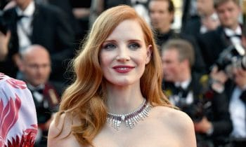 Jessica Chastain Did Cannes & Links