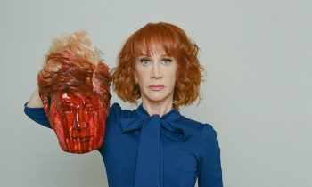 Kathy Griffin Is Super Edgy