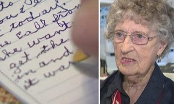 This Grandma Has Sent Thousands Of Letters Thanking Troops Overseas