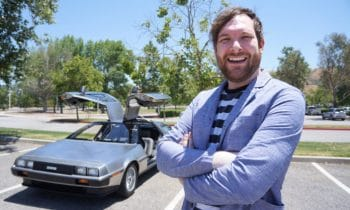 Killjoy Cop Gives Man Driving A DeLorean 88MPH On The Highway A Speeding Ticket