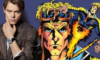 Stranger Things Star Teases Cannonball Training for New Mutants