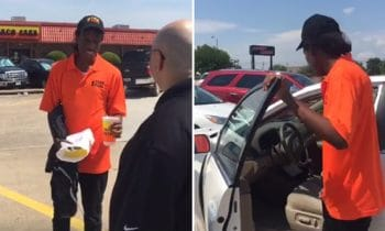 Strangers Buy Car For 20-Year-Old Man Who Walks 3 Miles Each Way To Work