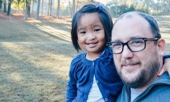 Dad With Cleft Lip Adopts A Child Just Like Him