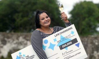 Woman Goes Into Store To Pay For Parking, Wins Scratchcard Jackpot