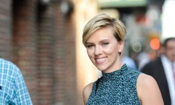 Scarlett Johansson's Lawyer Is Banging Scarlett Johansson