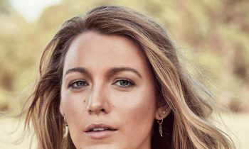 Blake Lively Talks Sexism in Hollywood and Raising Fearless Daughters