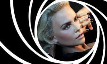 Charlize Theron Is 007 in Stunning James Bond Fan Art