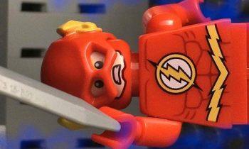 Justice League Comic-Con Trailer Gets the LEGO Treatment